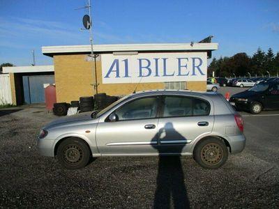 brugt Nissan Almera 1,5 Porto