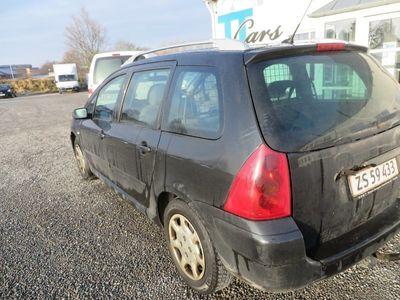 käytetty Peugeot 307 2,0 HDi 110 SW