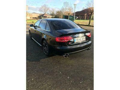 brugt Audi A4 1,8 (8K2, B8) TFSI