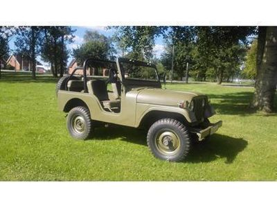 brugt Jeep Wrangler 2,4 Willys M38A1