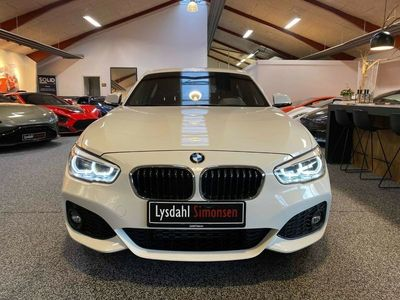 brugt BMW 125 d 2,0 aut.