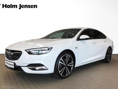 used Opel Insignia Grand Sport 1,5 Turbo Dynamic Start/Stop 165HK 5d 6g
