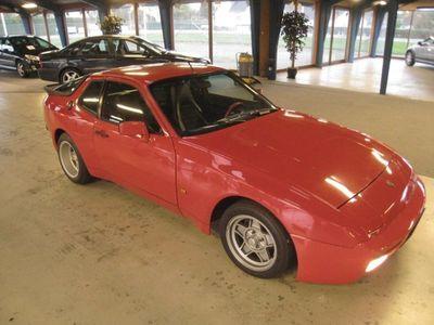 käytetty Porsche 924
