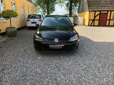 brugt VW Golf VII 1,6 TDi 110 Comfortline Vari. BMT
