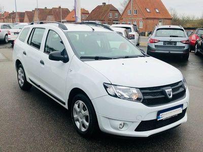 brugt Dacia Logan 1,5 dCi 90 Ambiance MCV