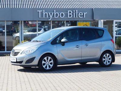 brugt Opel Meriva 1,3 CDTI DPF Enjoy 95HK