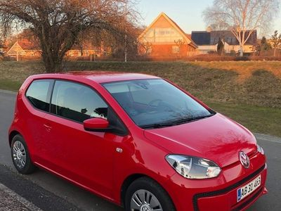 brugt VW up! 1.0 FSI BMT 60 HK 2-DØRS