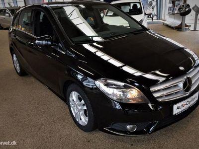 brugt Mercedes B180 1,8 CDI BlueEfficiency 109HK 6g Aut.