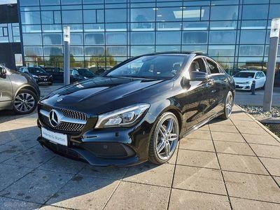brugt Mercedes CLA200 1,6 156HK 4d 6g