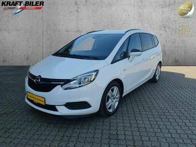 brugt Opel Zafira 1,6 CDTi 134 Enjoy Flexivan