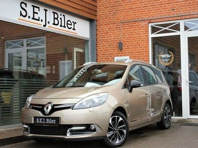 brugt Renault Grand Scénic III 1,6 dCi Bose Edition 130HK MPV 5d