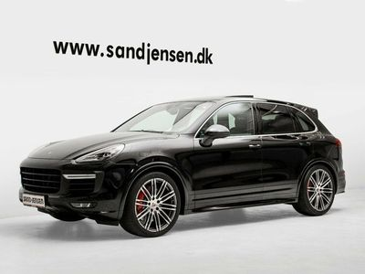 usado Porsche Cayenne GTS 3,6 Tiptr.