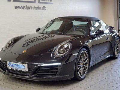 brugt Porsche 911 Targa 4S 3,0 PDK