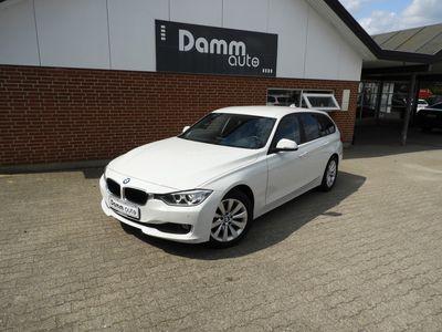 brugt BMW 320 2,0 d Touring Steptronic Sport Line 184HK st.car aut