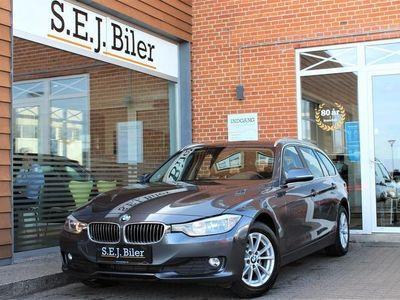 brugt BMW 320 d 2,0 Touring 184HK 5d