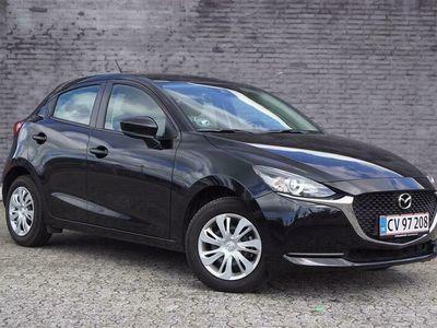 brugt Mazda 2 1,5 Skyactiv-G Sense 90HK 5d 6g