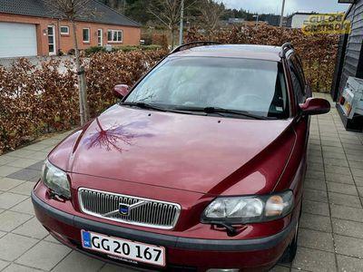 brugt Volvo V70 2,4 benzin