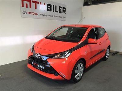 gebraucht Toyota Aygo 1,0 VVT-I X-Play + Touch 69HK 5d