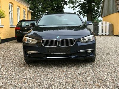 usado BMW 318 d 2,0 Touring aut.