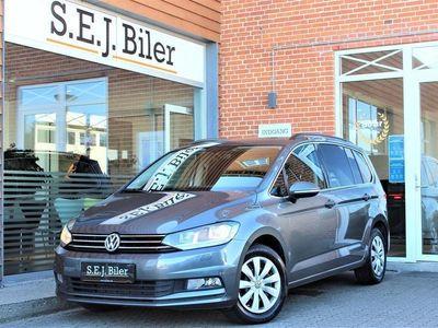 brugt VW Touran 1,4 TSI BMT Comfortline 150HK 6g B