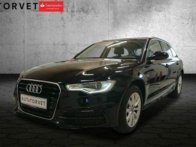 brugt Audi A6 2,0 TDi 177 S-line Avant