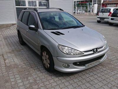 brugt Peugeot 206 2,0 HDi XS stc.