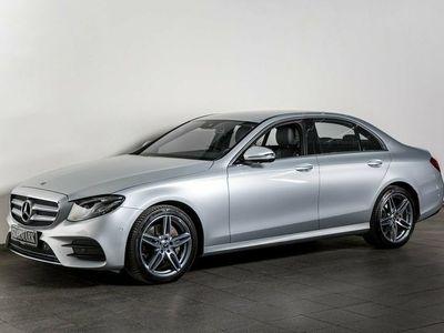 gebraucht Mercedes E220 2,0 AMG Line aut.