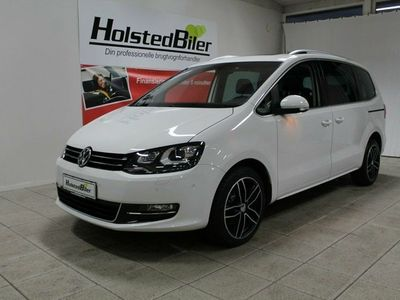 käytetty VW Sharan 2,0 TDi 170 Highline DSG 7prs