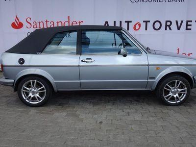 brugt VW Golf Cabriolet 1,8 GLi 112HK