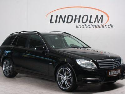 brugt Mercedes C220 CDi st.car aut. BE