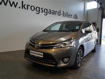 gebraucht Toyota Verso 7 pers. 1,8 VVT-I T2 Premium Multidrive S 147HK 6g
