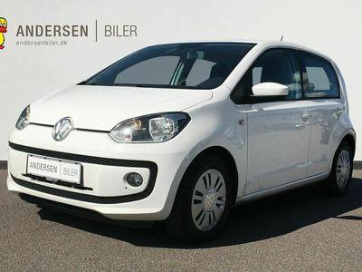brugt VW up! 1,0 BMT Life 60HK 5d