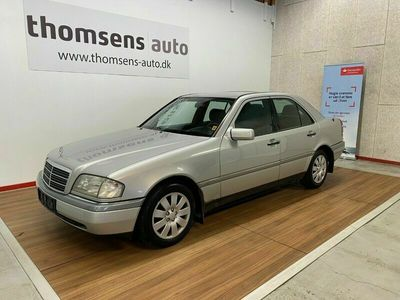 brugt Mercedes C250 2,5 TD Elegance