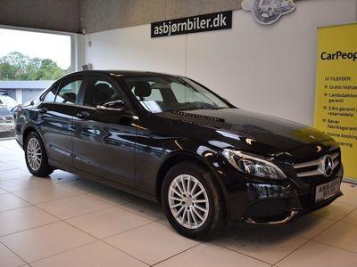 brugt Mercedes C220 2,2 BlueTEC aut.