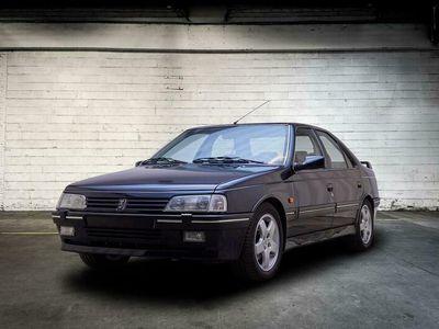 brugt Peugeot 405 T16 Turbo