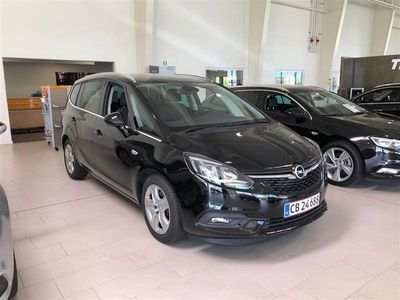 brugt Opel Zafira 2,0 CDTI Enjoy Start/Stop 170HK 6g
