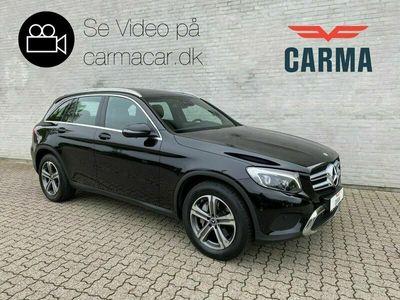 brugt Mercedes GLC250 d 2,2 aut. 4Matic