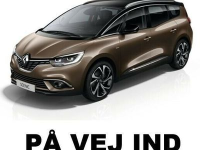 brugt Renault Grand Scénic IV 1,5 dCi 110 Bose EDC 7prs