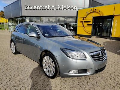 brugt Opel Insignia Sports Tourer 2,0 CDTI DPF Cosmo 130HK Stc 6g