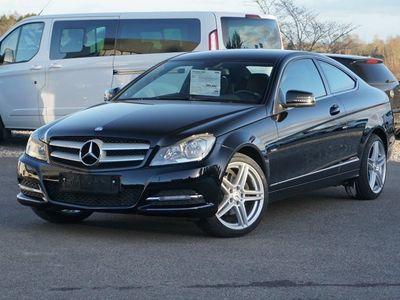used Mercedes C220 2,2 CDi Coupé aut. BE