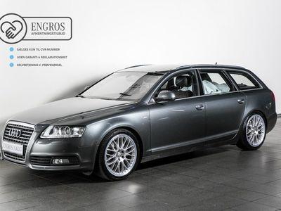 brugt Audi A6 2,0 TDi 170 Avant