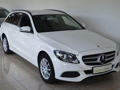 brugt Mercedes C200 d 2,2 Business stc. aut.