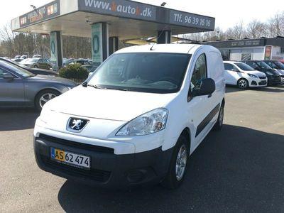 brugt Peugeot Partner 1,6 HDi 90 L1 Van