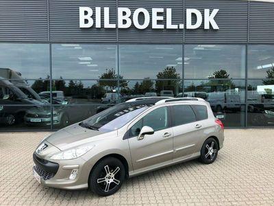 używany Peugeot 308 1,6 HDi 109 Premium SW