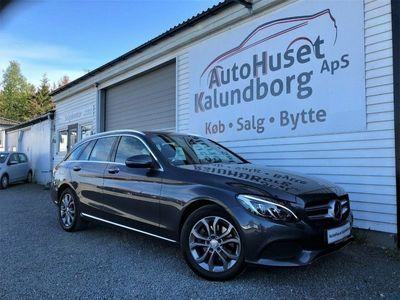 usado Mercedes C220 2,2 BlueTEC Avantgarde stc. aut.