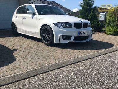 brugt BMW 120 E87 d