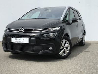 brugt Citroën Grand C4 Picasso 1,2 PureTech Iconic start/stop 130HK 6g
