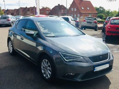 brugt Seat Leon 2,0 TDi 150 Style eco