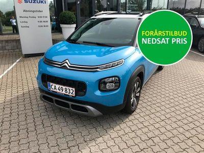 brugt Citroën C3 Aircross 1,2 PureTech Shine Exclusive start/stop 110HK 5d