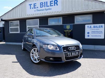 brugt Audi A4 1,8 T 163HK